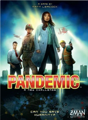 Flashback Friday - Pandemic