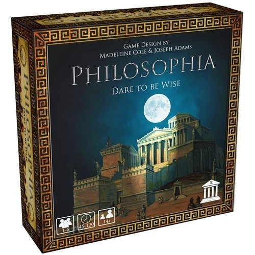 Philosophia: Dare To Be Wise Coming to Stores this Spring