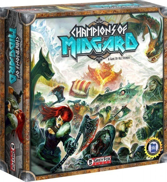 Champions of Midgard in Review