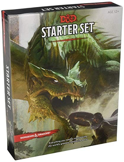 Five days with Fifth Edition Dungeons & Dragons