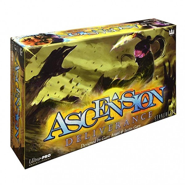 Ascension: Deliverance Board Game Review