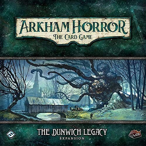 Beyond the Veil - The Arkham Horror Card Game: Dunwich Legacy - House Always Wins