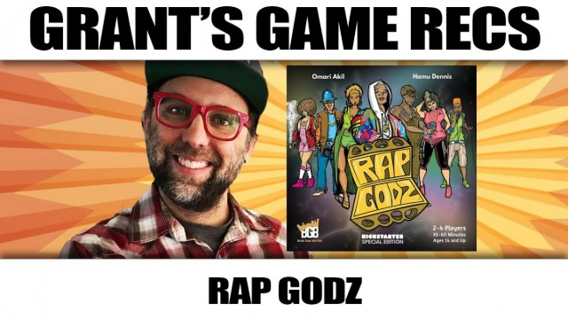 Rap Godz - Grant's Game Recs