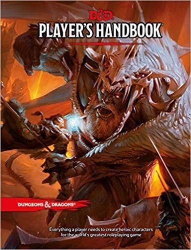 D&D 5e Player's Handbook Review
