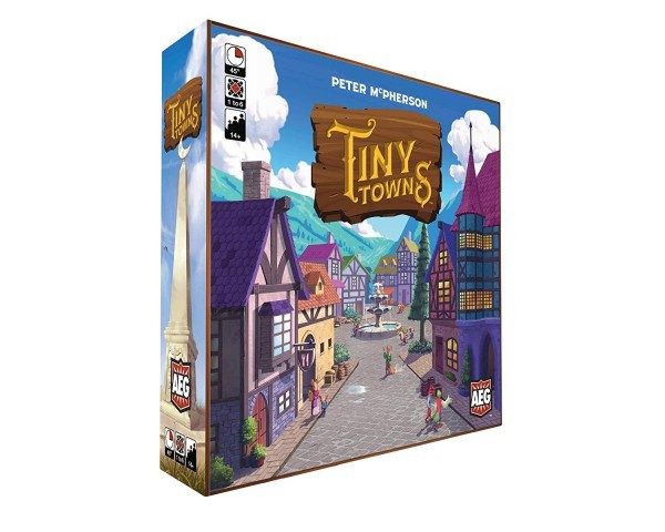 Tiny Towns Board Game Review