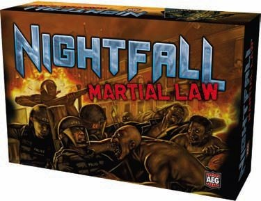 Nightfall: Martial Law Review