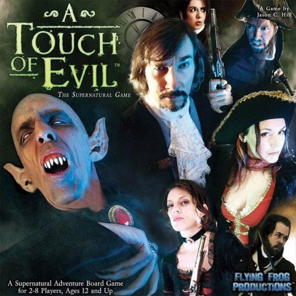 Touch of Evil Demoted