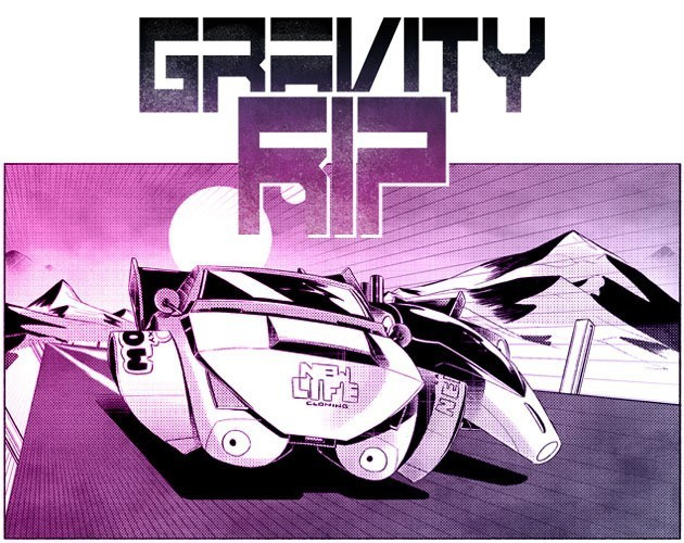 Gravity Rip RPG - First Thoughts