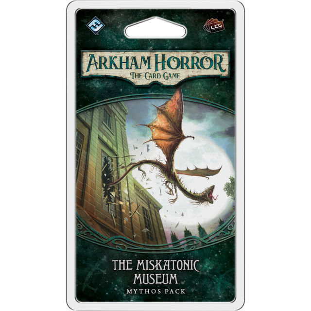 Beyond the Veil - Arkham Horror Card Game: Dunwich Legacy - Miskatonic Museum