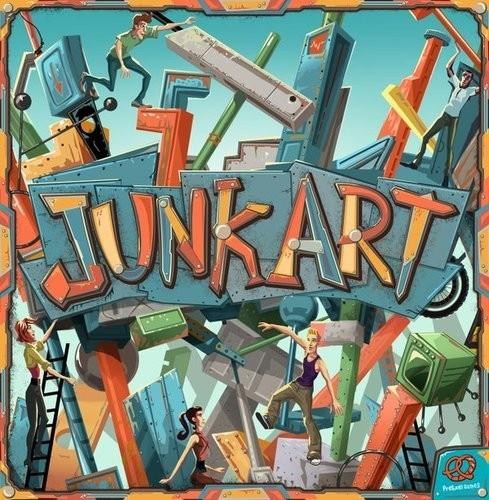 Junk Art - A Creativity Quest Review
