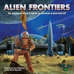 Alien Frontiers Review