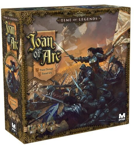 Time of Legends: Joan of Arc