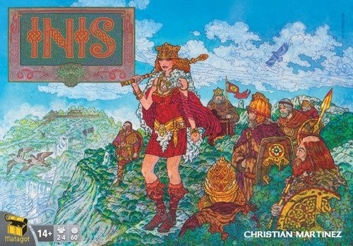 Inis - A Five Second Board Game Review