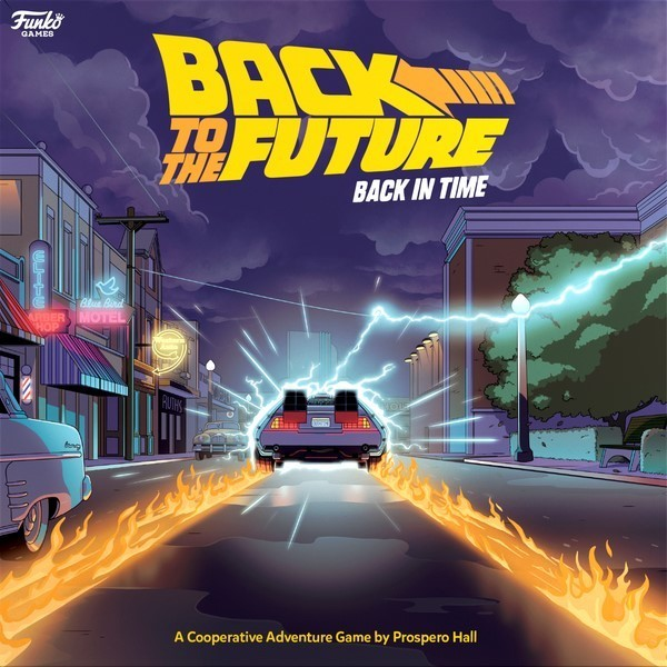 Back to the Future: Back in Time