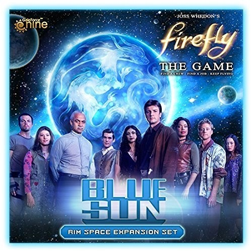Firefly The Game : Blue Sun Expansion