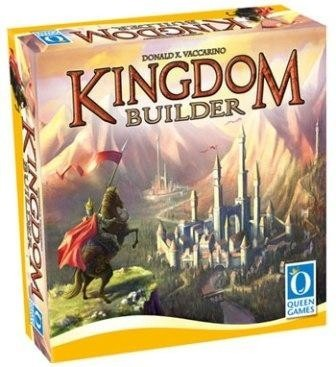 My Kingdom For A Better Game Title: Kingdom Builder Review