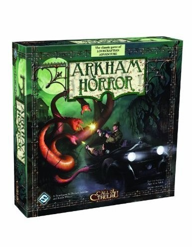 Who You Gonna Call? - Arkham Horror Review
