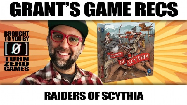 Raiders of Scythia - Grant's Game Recs