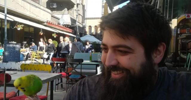 Mihai Georgescu Interview - Let Me Illustrate