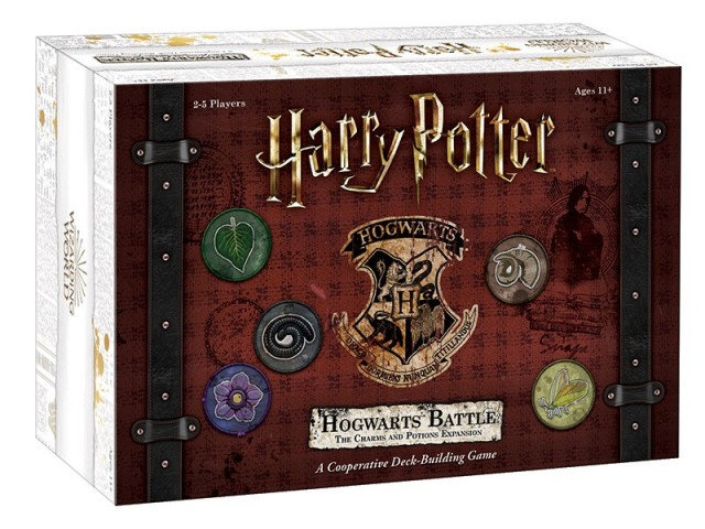 Harry Potter Hogwarts Battle: The Charms and Potions Expansion Announced