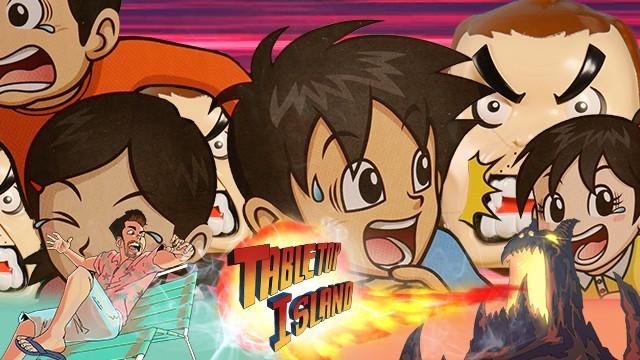 Jinmenken Haunted School Escape Board Game Review