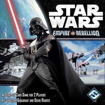 Josh Look's Five Second Game Review:  Star Wars:  Empire vs. Rebellion