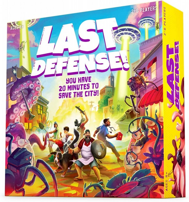 Funko Last Defense Available Now