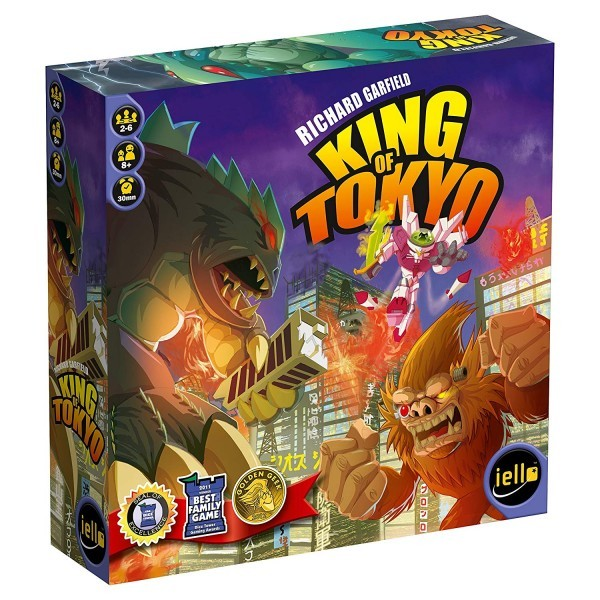 F:AT Thursday - Cyclades and King of Tokyo