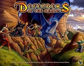 Cheesy Game Review - Defenders of the Realm