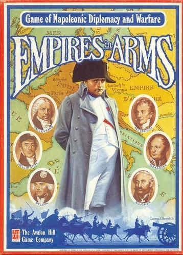 Empires in Arms, or: how I learned to stop worrying and love 300 hour games