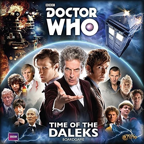 Doctor Who: Time of the Daleks Review