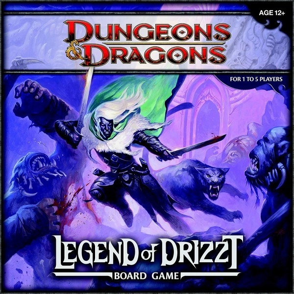 Legend of Drizzt Review