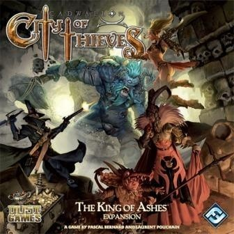 Cadwallon: City Of Thieves - Kings Of Ashes Expansion