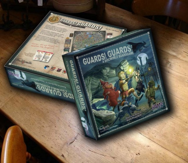 Guards!Guards! A Discworld