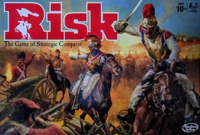In Retrospect: Why Risk Was So Luck Based (It Ain't The Dices)