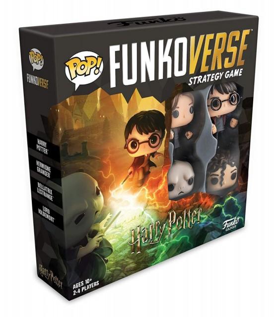 Funkoverse Strategy Game: Harry Potter Base Set