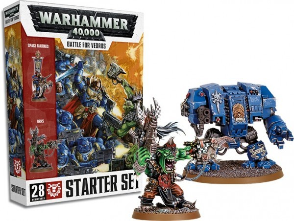Barnes on Games Special Edition - Warhammer 40k: Battle for Vedros in Review (in three parts!)