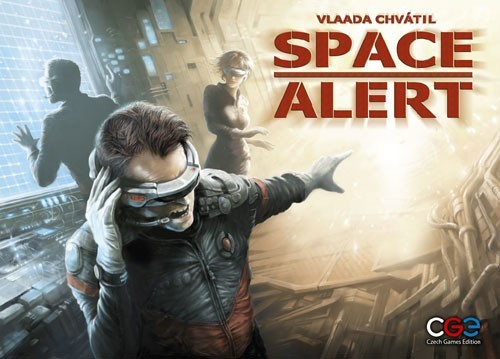 Spacey Chaos - A Review of Space Alert