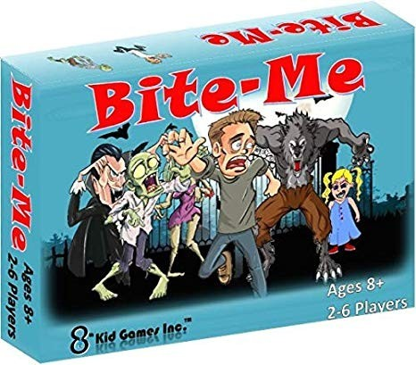 Just a Nibble for Me, Thanks: A Bite Me! Board Game Review