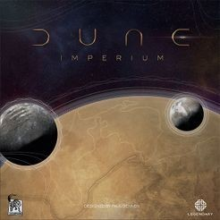 It Came from the Tabletop! - Dune: Imperium