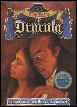 A Homage to the Fury of Dracula
