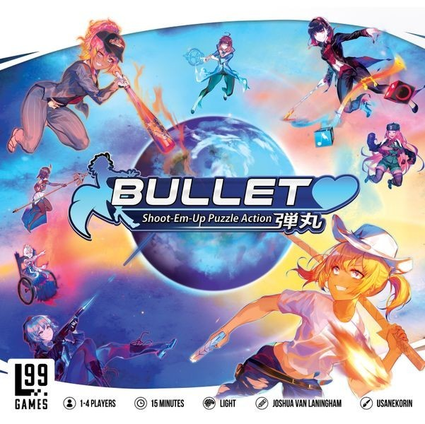 You Have 3 Minutes to Read this Review of Bullet♥︎