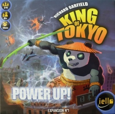 Stronger Than Ever - King of Tokyo: Power Up! Review