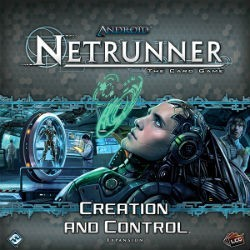 Android: Netrunner - Creation and Control Review