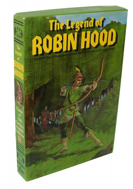 The Legend of Robin Hood - In Brief