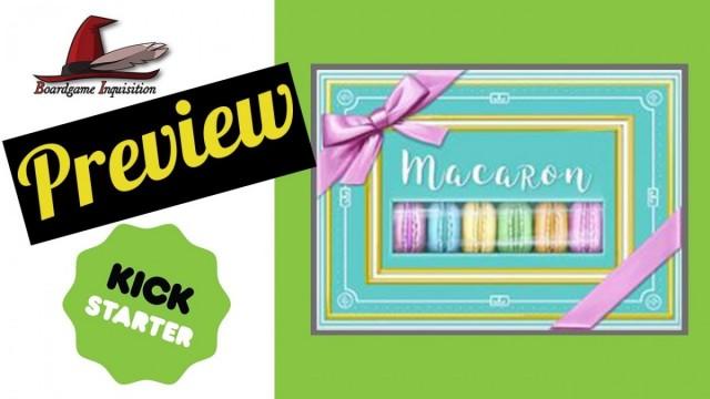 Macaron Kickstarter Preview
