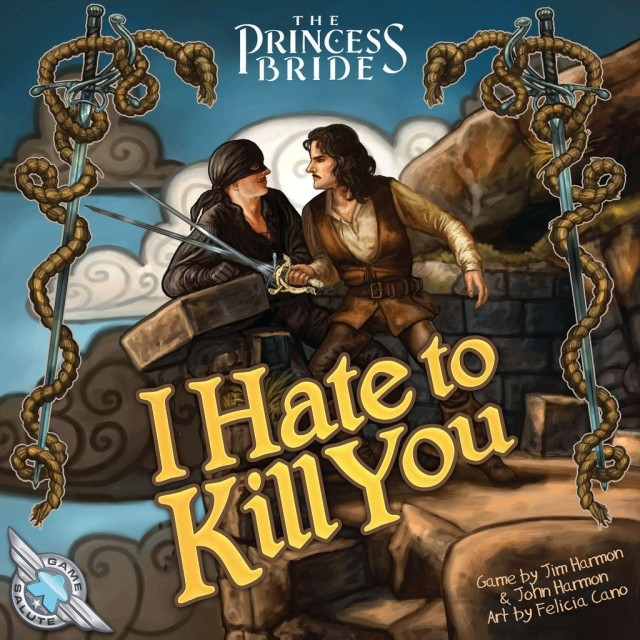 Princess Bride: I Hate to Kill You Board Game Coming to Retail This Winter