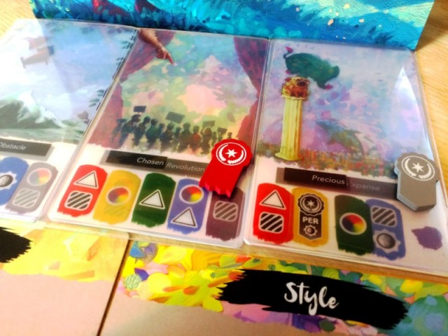 Canvas Board Game Review