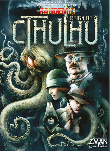 Pandemic: Reign of Cthulhu Review