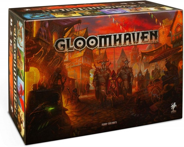 Gloomhaven Board Game Giveaway